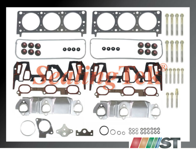 Engine Cylinder Head Gasket Set Mahle Hs4956c