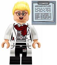 NEW DR. HARLEEN QUINZEL MINIFIG 70912 batman movie arkham asylum harley quinn