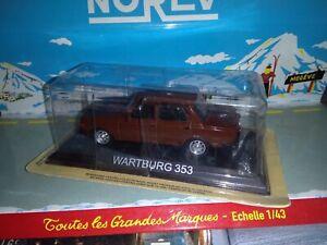 IXO-1-43-WARTBURG-353-NEUF-EN-BOITE