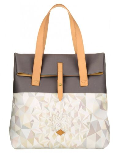 Oilily White Tote Sac Bandoulière À Oyster Kinetic rYrqP8p