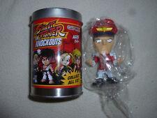 Bison Street Fighter Lil Knockouts Vinyl Figures M
