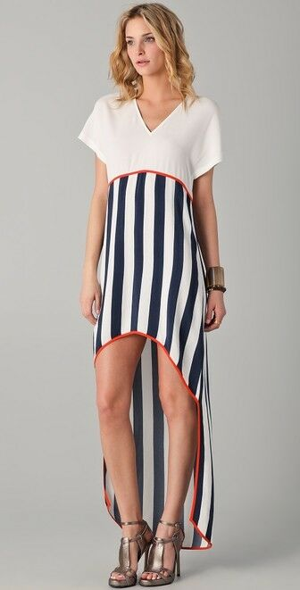 Sass & Bide The Truth Of It Long Long Long Dress NEW 523598