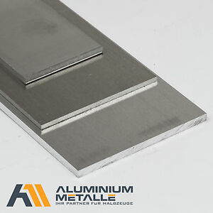Aluminum Sheeting 3 mm 1000x75mm Aluminum almg3 Board Fitting Slat (10,64 €/ M)
