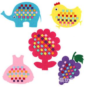 Handmade-3D-EVA-Foam-Animal-Children-Educational-Toy-Kids-DIY-Kits-crf-D8K2