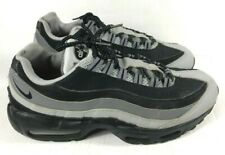 Nike Air Max 95 Essential Running Mens Shoes Black Grey