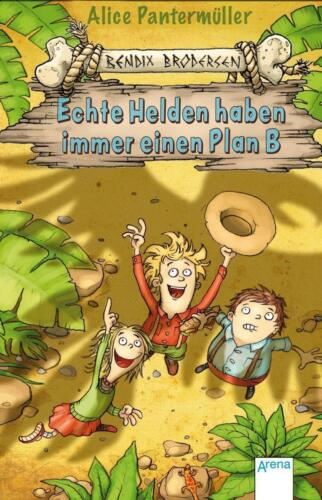 1 von 1 - Echte Helden haben immer einen Plan B / Bendix Brodersen Bd.2 von Alice...