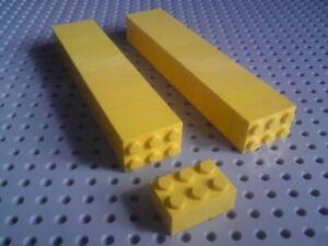 Lego 50x Genuine Bricks 2x3 Part Number 3002 Choose your colour JOB LOT