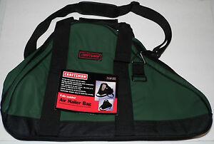 Craftsman Air Nailer Nail Power Tool Bag New