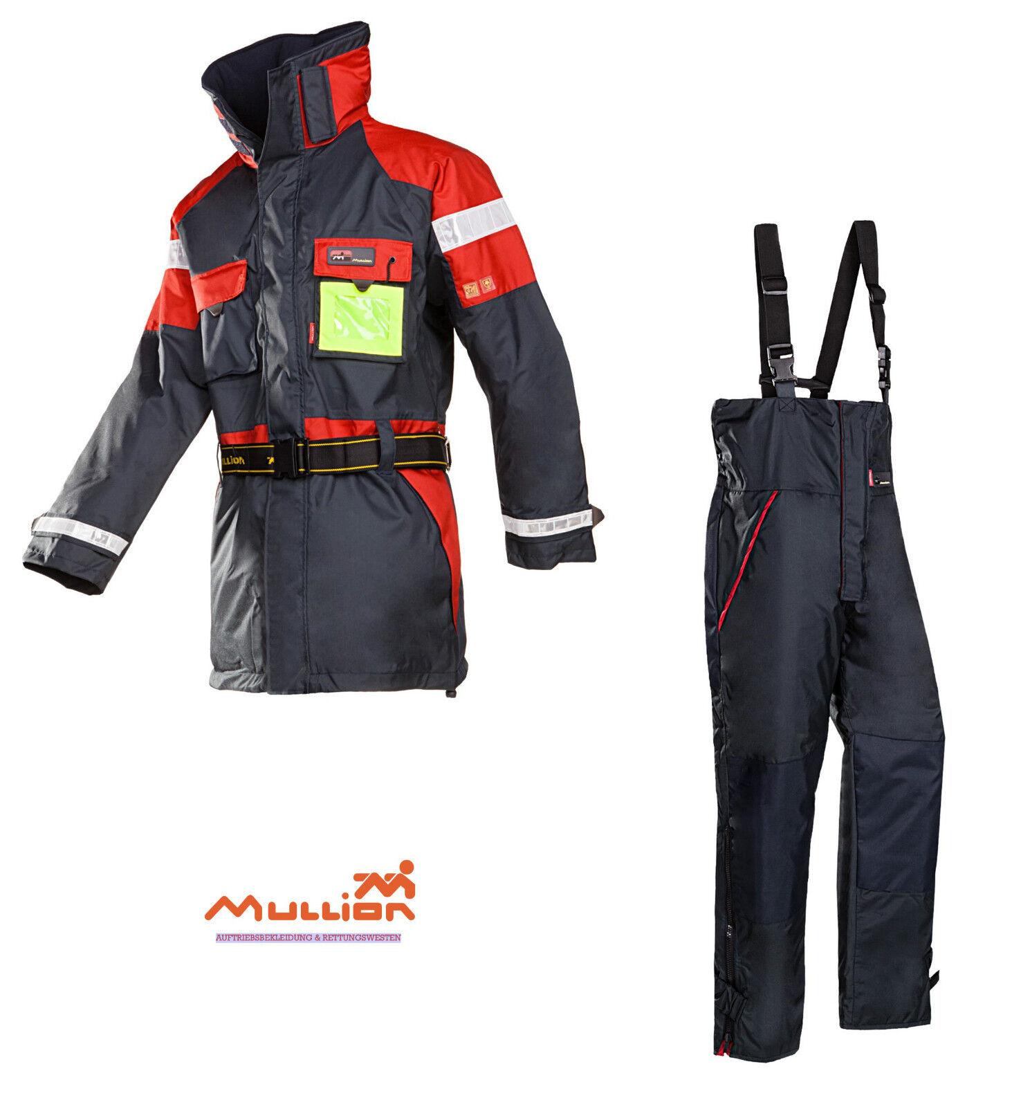Traje  Mullion aquafloat súperior-set chaqueta (1mm8) + pantalones (1mq3) Floating  bienvenido a elegir