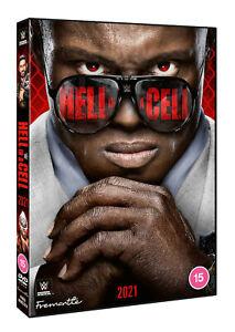 WWE Hell In a Cell 2021 [DVD] *NEU* DEUTSCH Deutscher Kommentar