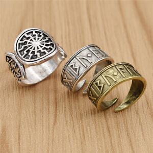 Adjustable-Viking-Rune-Ring-Norse-Vikings-Finger-Rings-Punk-Unisex-Jewelry-1pc