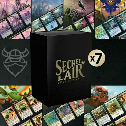 MTGO Secret Lair Bundle Magic the Gathering Online Digital Code FAST Email!