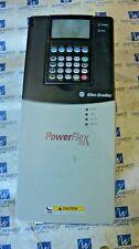 Allen Bradley Powerflex 700 Ac Drive 20bd014a3aynand0 10 Hp 3 Phase 460 Volt