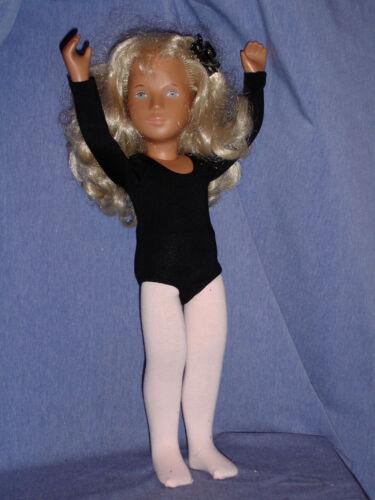"Leotard and Tights set for 16/"" Sasha Doll Secrets"