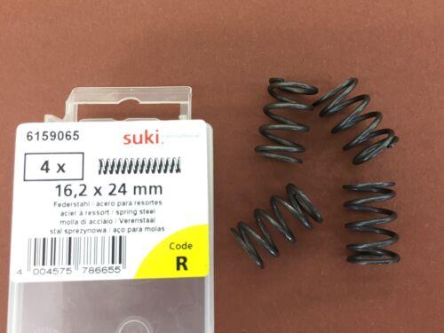 Federn Rückstellfedern Druckfedern Federstahl Stahlfedern