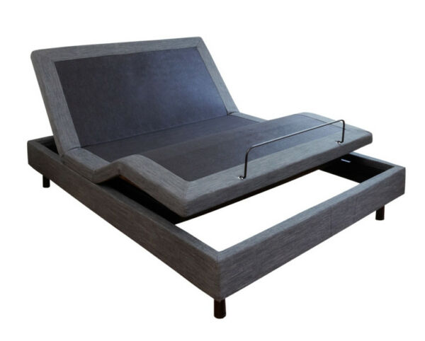 Classic Brands Adjustable Bed With Massage Wireless
