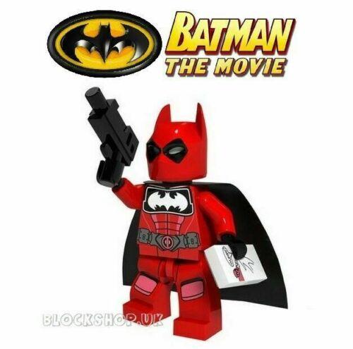 fits lego figure T2 DEADPOOL BATMAN NEW BATMAN MOVIE