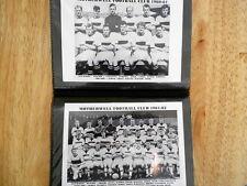 MOTHERWELL FOOTBALL CLUB PHOTO ALBUM (1950's/1960's++ )