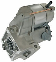 Chevy High Torque Heavy-duty Mini Starter Sb Bb 305-350-454 168t Offset Bolt