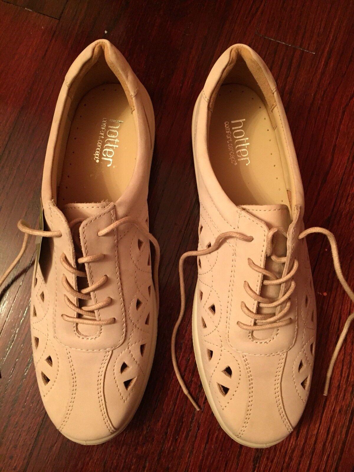 Más caliente para mujer 10 Confort Confort Confort concepto durante el día con Cordones Zapatos Oxford Tan  distribución global
