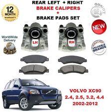 für Volvo XC90 2.5T T T6 3.2 V8 D3 D5 2 HINTEN LINKS +rechts Bremssättel+