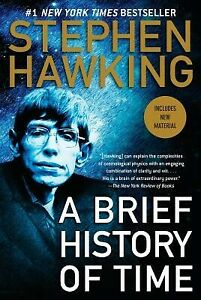 A Brief History of Time by Hawking, Stephen -Paperback