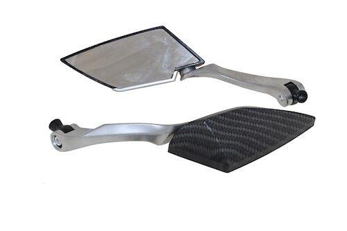 Rückspiegel Spiegel Carbon Look M8 für BMW R 1100 S 5,0 ZollFelge ABS R11S//259S