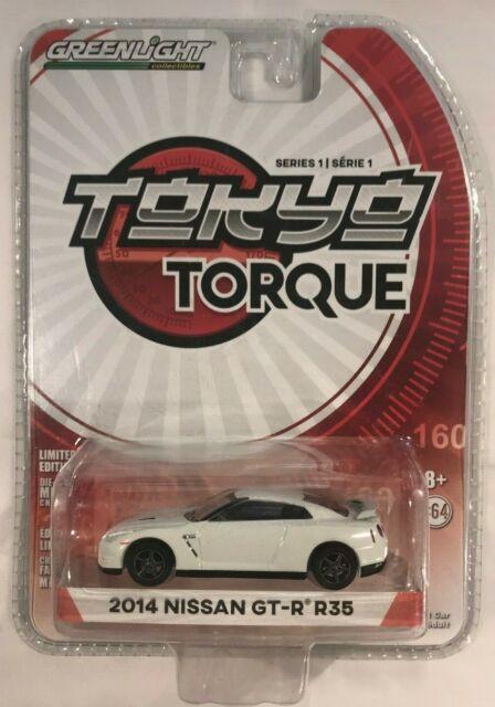 Greenlight Tokyo Torque 2001 Nissan Skyline GT-R Gulf NG77