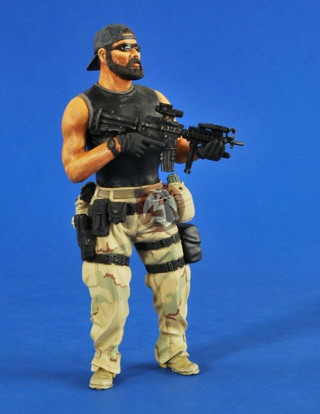 Verlinden 120mm (1 16) US Special Forces Soldier in Afghanistan [Resin] 2573