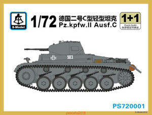 S-model-1-72-PS720001-Pz-Kpfw-II-Ausf-C-Light-Tank-1-1