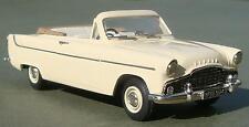 Lansdowne Models 1956 Ford Zephyr Mk.II Convertible