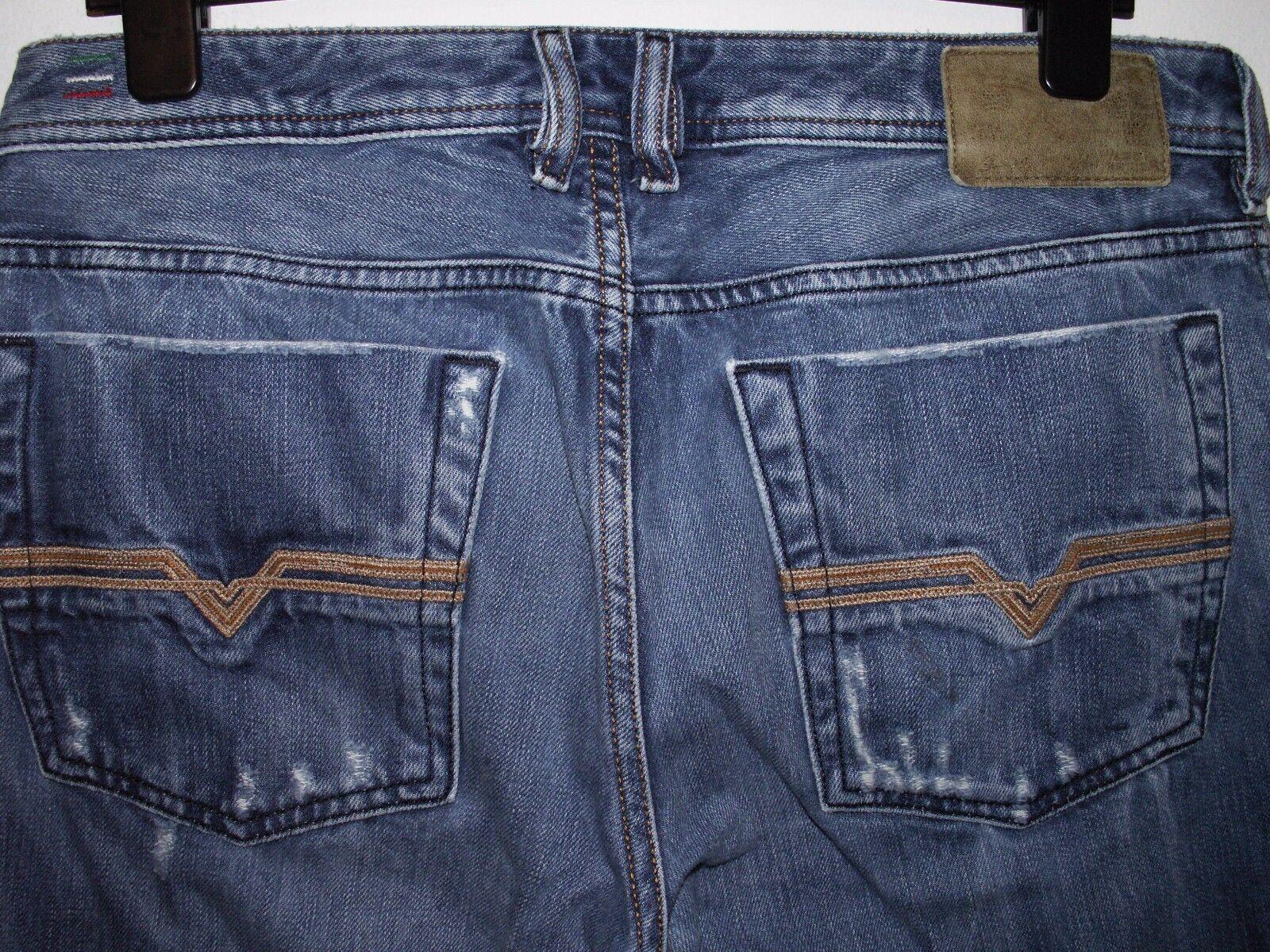Diesel zatiny Stiefelcut jeans wash 008C0 W32 L32 (a2336)  | Stil  | Deutschland Berlin  | Fierce Kaufen