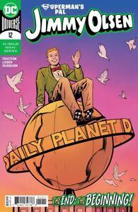 Superman-039-s-Pal-Jimmy-Olsen-12-of-12-Comic-Book-2020-DC