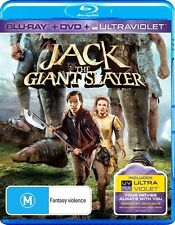 Jack The Giant Slayer (Blu-ray, 2013)