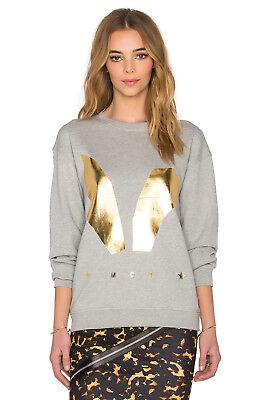 /% 100 Authentic Women BUNNY EARS   Sweatshirt  M   C   Q