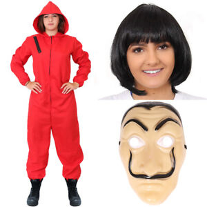 Ninja Mask Child Boys Costume Red Hooded Shirt Fancy Dress Up Underwraps