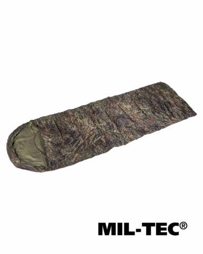 Mil-Tec Plaid Sac De Couchage Camouflage Sac de couchage