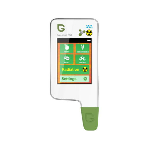 GREENTEST ECO 5 High Accuracy Read Digital Food Nitrate fruit and vegetablTester