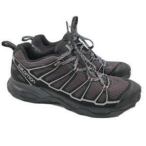 Salomon-X-Ultra-Prime-Herren-Wandern-Trail-Running-Herren-Schuhe-Gr-9-5-schwarz