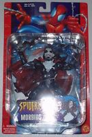 Spider-man Morbius W/ Fang Action Attack Toy Biz Marvel Figure Legends 2002