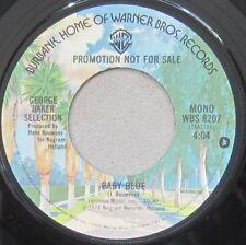 George Baker Selection - Baby Blue / Morning Sky, Vinyl, 45rpm, WBS 8207, NrMint