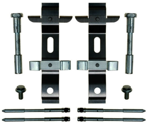 Disc Brake Hardware Kit Front ACDelco Pro Brakes 18K2108X
