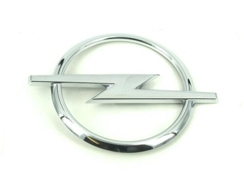 Genuine New OPEL BLITZ BOOT BADGE Vauxhall Rear Emblem For Corsa C 2000-2006