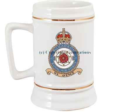 ROYAL AIR FORCE 625 SQUADRON BEER STEIN