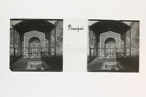 Pompei Italia Placca Da Lente Jack Stereo Positive Ca