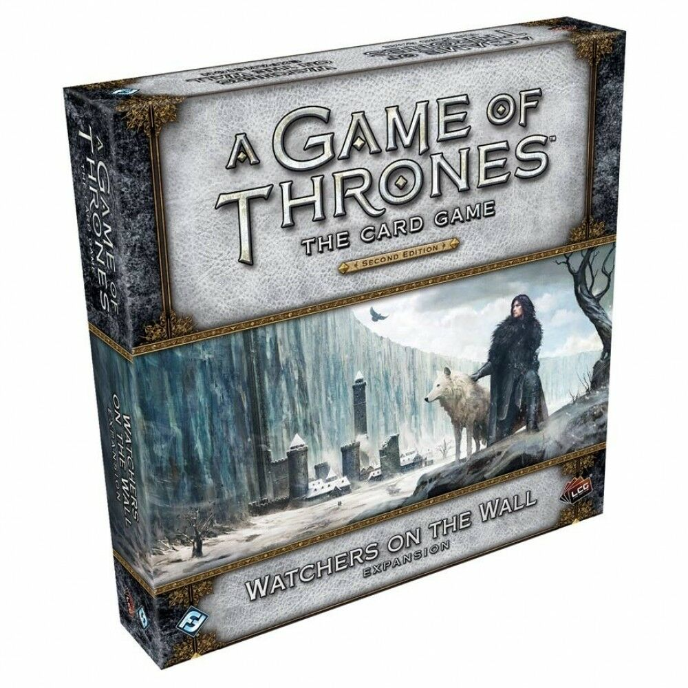 A Game of Thrones  The Card Game - Watchers on the Wall Expansion (2nd Edition)