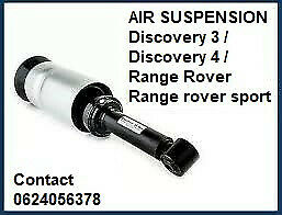 discovery 3   Range rover sport  - discovery 4 -  range rover air suspension parts