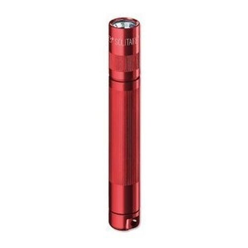 Nouveau MagLite K3A036 rouge petit AAA Lampe de Poche Arts Martiaux Gear-lite