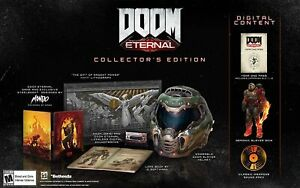 DOOM-Eternal-Collector-039-s-Edition-PlayStation-4-Brand-new-In-Hand-PS4-2020
