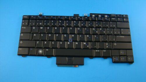 GENUINE DELL Latitude E6410 E6510 French//Canadian Backlit Keyboard MPTHF